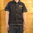 S/S BOWLING SHIRT BLACK