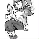 ソフトクリームちゃん
