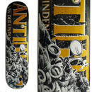 ANTI HERO DAAN VAN DER LINDEN BURNING RUBBER DECK  (7.75 x 31.25inch)