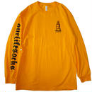 OUR LIFE FIRED UP L/S TEE