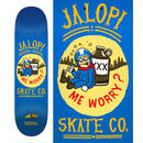 ANTI HERO JALOPI SKATE CO. JOHN CARDIEL PT.2 DECK (8.28 x 31.65inch)