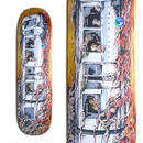 ANTI HERO RANEY BERES TRAINWRECK DECK (8.63 x 32.044inch)  RANEY SHAPE
