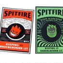 SPITFIRE  BIGHEAD LAPEL PINS
