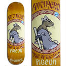 ANTI HERO CHRIS PFANNER YEAR OF THE PIGEON DECK   (8.25 x 32inch)