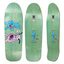 DEAR, x POLAR SKATE CO.  DANE BRADY TV KID DECK  (9.75 x 31.375inch)