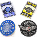 SPITFIRE  SWIRL & FLYING CLASSIC  LAPEL PINS