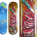 ANTI HERO BIG DOG P-STONE CUSTOM TEAM DECK   (8.75 x 32.86inch, WB14.75)