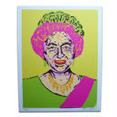 LOST HIGHWAY PRESIDENT SERIES THE QUEEN POSTER