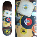 ANTI HERO CARDIEL STUDIO 18 RECORDS DECK  (8.12 x 31.38inch)