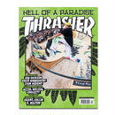 THRASHER MAGAZINE 2018 JULY ISSUE #456
