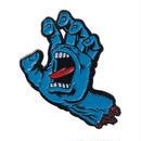 SANTA CRUZ SCREAMING HAND PUSH BACK PIN