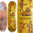ANTI HERO CARDIEL MUERTE SUPREMO DECK  (9.18 x 32.62inch)