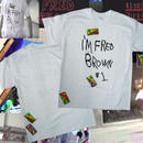 SALE! セール!  DEAR,  FRED BROWN #1 TEE