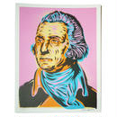 LOST HIGHWAY PRESIDENT SERIES GEORGE WASHINGTON POSTER