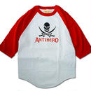 ANTI HERO SMALL SKULL RAGLAN