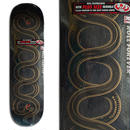 REAL PETER RAMONDETTA RITUAL DECK   (8.75 x 32.86inch)