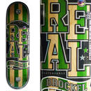 REAL  BROCKEL LOW PRO2 DECK   (8.18 x 31.85, WB14.38inch)