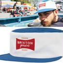 SALE! セール! BRIXTON MARIO PAINTERS CAP