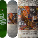 FUCKING AWESOME  JASON DILL  GODDES DECK  (8.25 x 31.7inch)