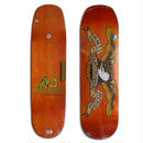 ANTI HERO SHAPED EAGLE DECK (9.1 x 33inch)
