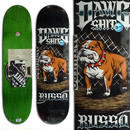 ANTI HERO DAWG SHIT ROBBIE RUSSO DECK  (8.38 x 32.25inch)