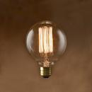 Edison Bulb / Globe (S) / 40W / E26