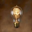 Edison Bulb / A-Shape (S) / 40W / E26