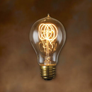 Edison Bulb / A-Shape (S) / 60W / E26