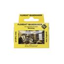 Floreat Wall Hooks / Brass