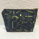 MAPTOTE / POUCH / green