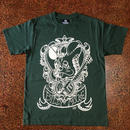 BILLY MOUSE T-shirt  Dark green