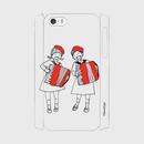 ミドリとアカネ iPhone5/5sケース