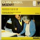 モーツァルト ピアノ協奏曲第20番 ニ短調 K.466 クララ・ハスキル ハイレゾ DSD 2.8MHz