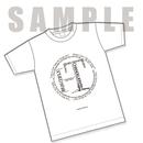 "【WEB限定】白Tシャツ""Song Book"""