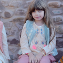 Louise Misha / GILET AQUILON - BRUME 3Y
