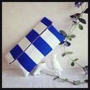 Clutch&ポーチBag/Blue