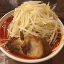 【辛さ2倍】『ファイヤー頂麻婆チャーシュー(麺2玉)』辛14