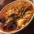 『ファイヤー頂野菜【春】チャーシュー』【麺210g】※つけ麺可