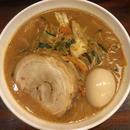 【ジャンボ、麺2玉】『ファイヤー味噌タンメン(麻婆入り)【冬】チャーシュー入り』【冬野菜入り】辛2