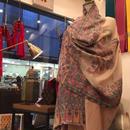【カシミール】カシミアKani織りミルキーシックカラー