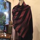 【Pashmina】2色グラデーション織りパシュミナストール