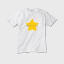 「枚方つーしんロゴ」メンズTシャツ 白