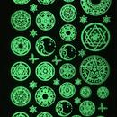 魔法陣 蓄光シートA6 «佐々之助»