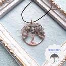 Tree of life ラブラドライト«翠雨に触れ»