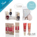 aron sheli 【3in1 Choice】SABON プチギフト