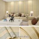 壁紙 45cm×1000cm ストライププリント 縦縞 DIY リフォーム インテリア 子供部屋 寝室 防湿 防音 h03605