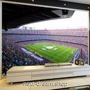 3D 壁紙 1ピース 1㎡ スタジアム景色 写真 芝生 DIY リフォーム インテリア 部屋 寝室 防湿 防音 h03179