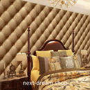 3D 壁紙 53×1000㎝ レザーデザイン 防カビ 耐水 防音 おしゃれクロス インテリア 装飾 寝室 リビング h01822