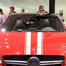 メルセデスベンツ ステッカー ボンネット ストライプ グラフィック フードデカール C GLA GLC CLA 45 AMG W176 C117 W204 h00112