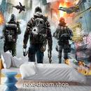 3D 壁紙 1ピース 1㎡ 映画シーン 戦争 銃弾 DIY リフォーム インテリア 部屋 寝室 防湿 防音 h03152